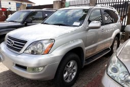 Foreign Used 2007 Lexus GX470 for sale