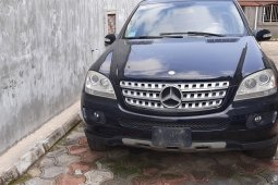 Tokunbo Mercedes-Benz ML350 2008 Model for sale