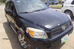 Naija Used Toyota RAV4 2008 Model