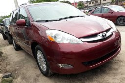 Foreign Used 2008 Toyota Sienna Limited XLE