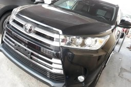 Super Clean Foreign Used 2018 Toyota Highlander LIMITED