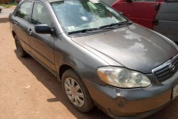 Tokunbo Used 2003 Toyota Corolla for sale