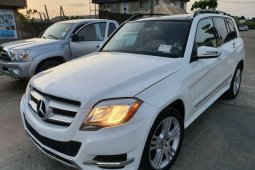 Super Clean Toks Mercedes-Benz GLK 2013 Model