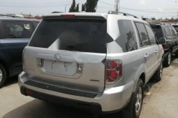 Clean Foreign Used 2007 Honda Pilot for sale