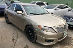 Registered; Nigerian Used 2009 Toyota Camry for sale
