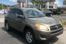 Super Clean Toks 2009 Toyota RAV4 for sale