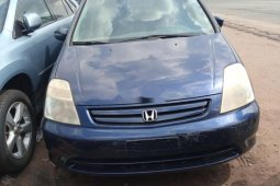 Tokunbo Honda Stream 2002 Model