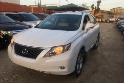 Very Clean Tokunbo Lexus RX 2010 Model for sale