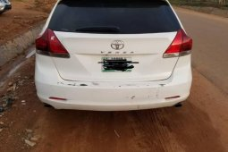 Nigeria Used Toyota Venza 2013 Model White