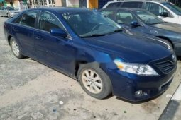 Foreign Used Toyota Camry 2010 Model Blue