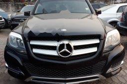 Tokunbo Mercedes-Benz GLK 2014 Model Black