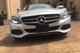 Nigeria Used Mercedes-Benz C300 2016 Model Silver
