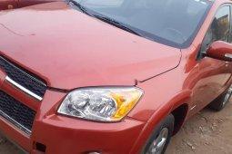 Foreign Used Toyota RAV4 2005 Model Red