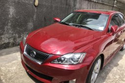 Direct Tokunbo Lexus IS 2011 Model