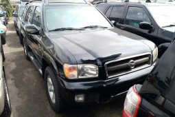 Clean Tokunbo 2003 Nissan Pathfinder for sale