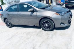 Clean Tokunbo 2018 Toyota Corolla for sale