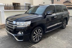 Foreign Used 2014 Model Toyota Land Cruiser for sale