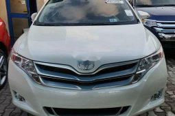 Foreign Used Toyota Venza 2013 Model White
