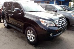 Accident Free Foreign USed Lexus GX 2011 Model for sale