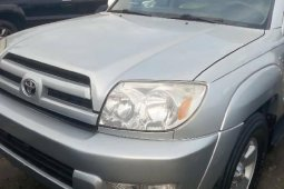 Clean Foreign Used Toyota 4runner 2005 Model