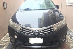 Neatly Naija Used used 2014 Toyota Corolla for sale