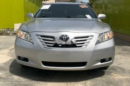Foreign Used Toyota Camry 2009 Model Silver
