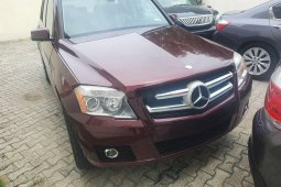 Clean Toks Mercedes-Benz GLK 2012 Model for sale