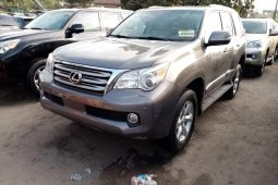 Foreign USed 2011 Lexus GX for sale