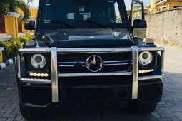 Nigeria Used Mercedes-Benz AMG 2013 Model Black