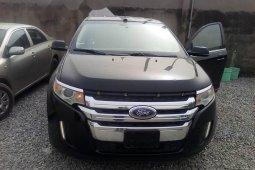 Nigeria Used Ford Edge 2013 Model Black