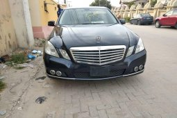 Foreign USed Mercedes-Benz E350 2011 for sale