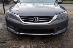 Clean Tokunbo Honda Accord 2015 Model for sale