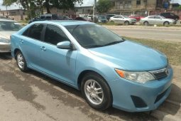 Extremely Clean Toyota Camry 2012 Model