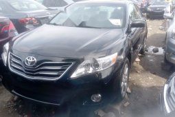 Direct Tokunbo Toyota Camry 2007 Model