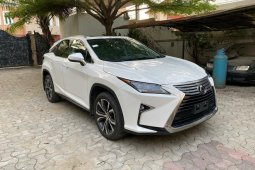Clean Tokunbo 2019 Lexus RX for sale