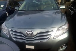 Foreign Used 2009 Dark Grey Toyota Camry for sale in Lagos.