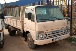 Foreign Used Nissan Cabstar 2000 Model White