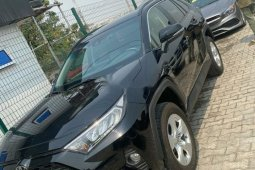 Foreign Used Toyota RAV4 2019 Model Black