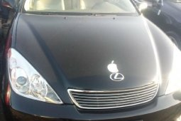 Foreign Used Lexus ES 2005 Model Gray