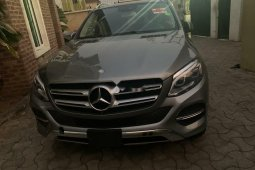 Foreign Used Mercedes-Benz 350 2016 Model Gray