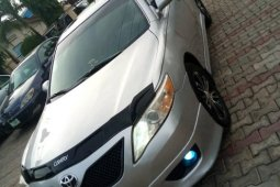 Super clean Naija Used 2010 Model Toyota Camry XLE for sale