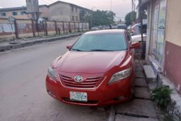 Clean Naija Used Toyota Camry 2008 for sale