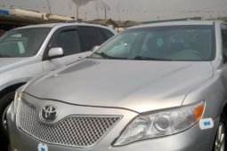 Foreign Used 2009 Silver Toyota Camry for sale in Lagos.