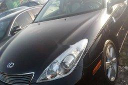 Foreign Used Lexus ES 2005 Model Black