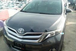 Foreign Used 2013 Grey Toyota Venza for sale in Lagos