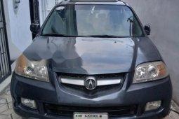 Nigeria Used Acura MDX 2005 Model Gray