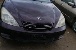 Foreign Used Lexus ES 2004 Model Purple