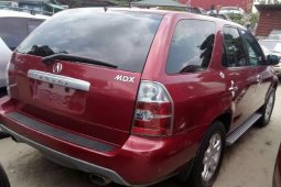 Neatly Foreign Used Acura MDX 2005 Model for sale in Lagos