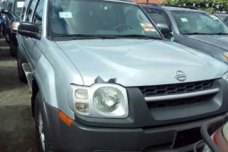 Foreign Used Nissan Xterra 2004 Model Silver