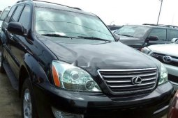 Totally Clean Foreign Used Lexus GX 2006 Model  for sale in Lagos